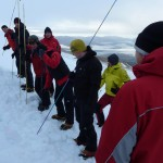 Using avalanche probes